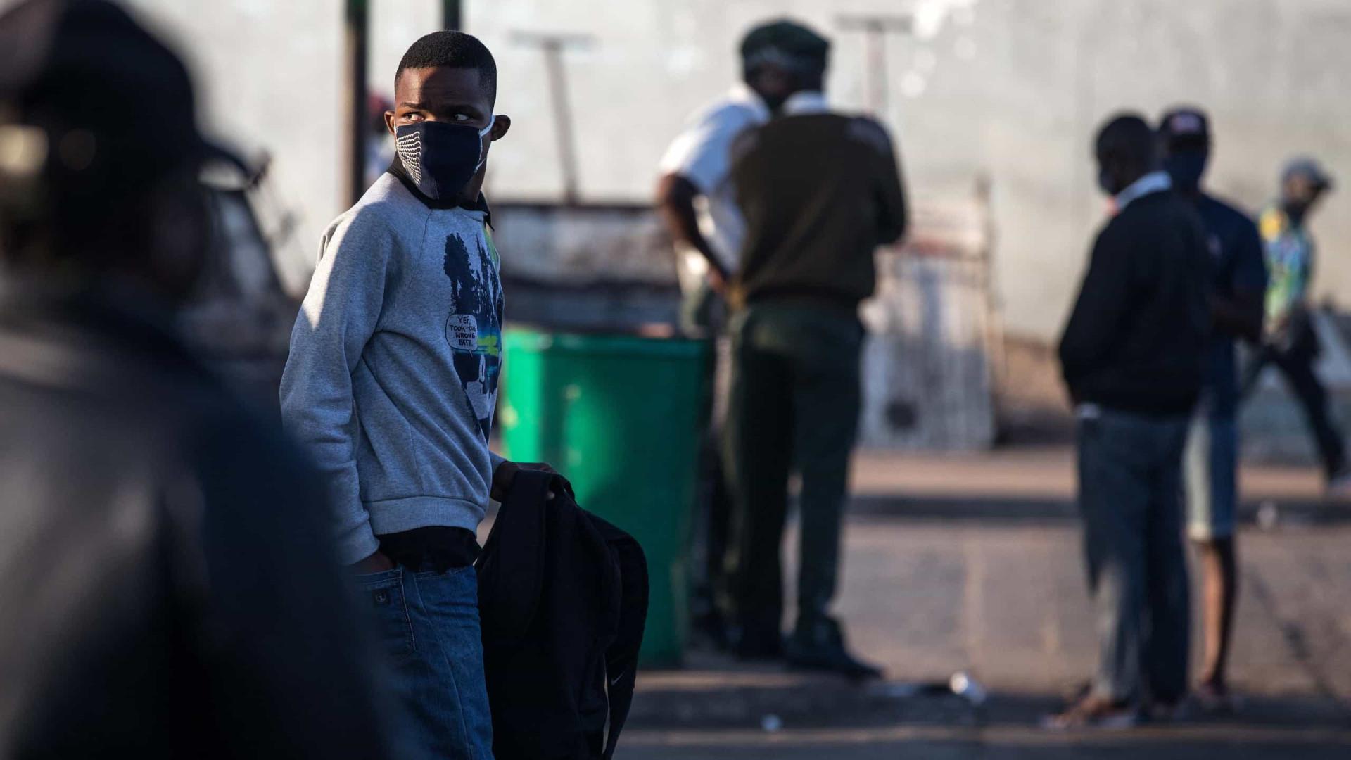 Mais dois casos em Moçambique e total acumulado passa para 354