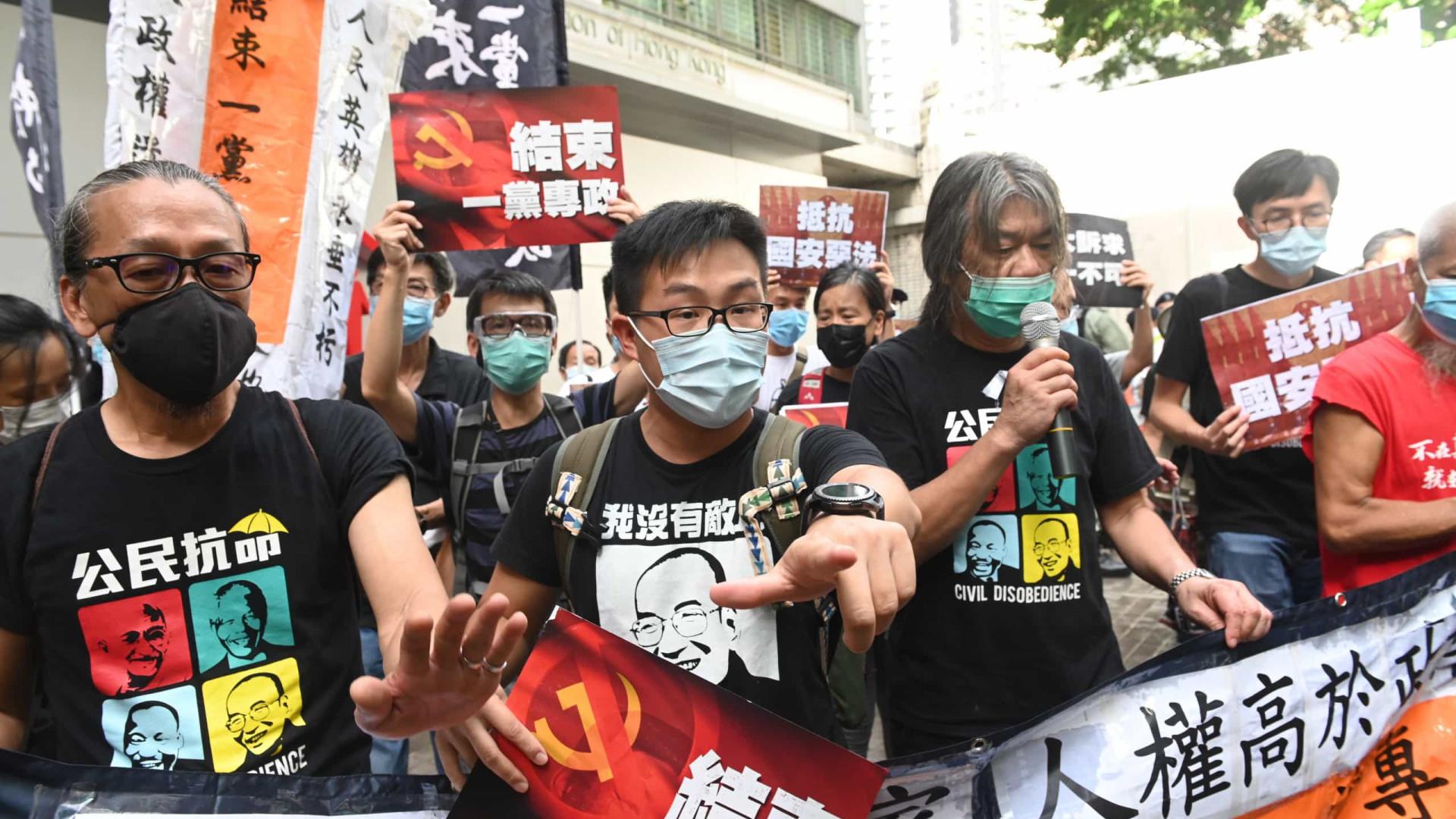 """Lei aprovada por Pequim é """"evento mais importante"""" pós-transferência"""