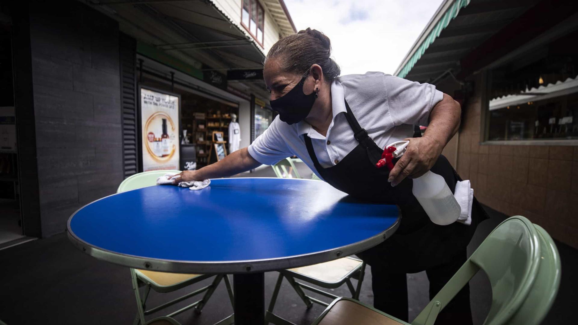 EUA com 706 mortos e mais de 48 mil infetados nas últimas 24 horas