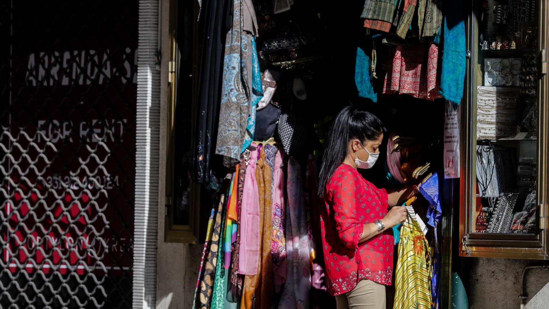 Negócios da Baixa lisboeta em grandes dificuldades por falta de turistas