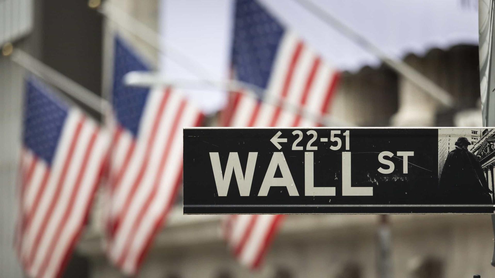 Wall Street fecha em queda devido à subida da inflação