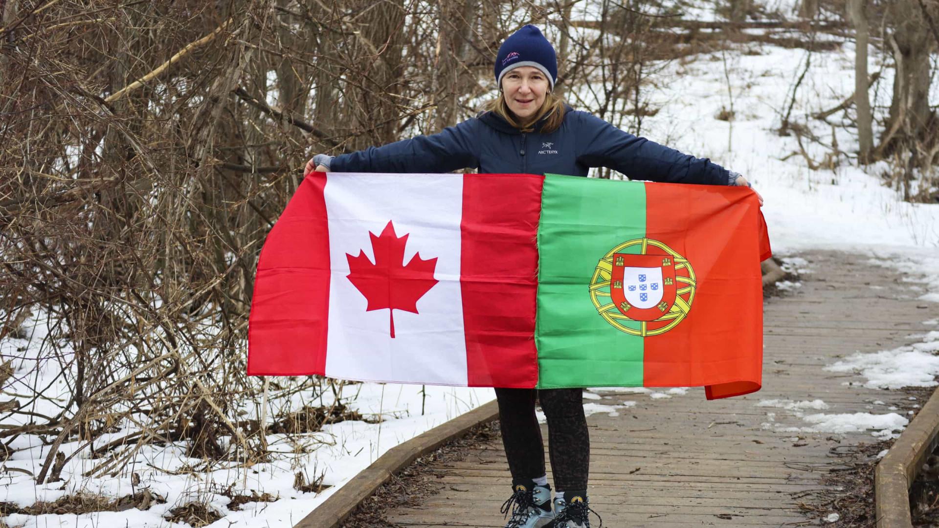 Ema vai ser a 1.ª mulher lusa a subir aos 7 cumes mais altos do mundo