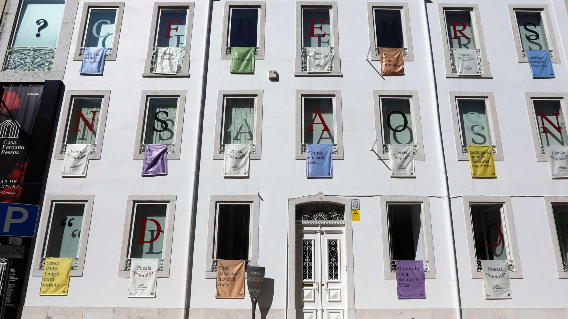 Prémio Acesso Cultura distingue Casa Fernando Pessoa e São Luiz em Lisboa