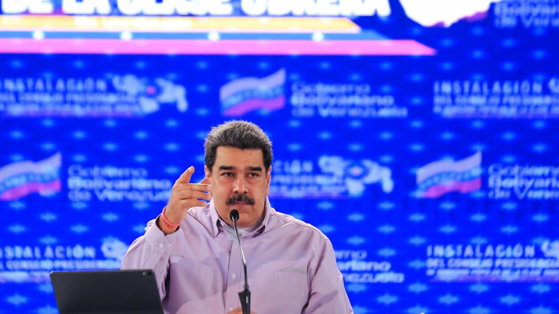 Nicolás Maduro aceita proposta de diálogo de Juan Guaidó