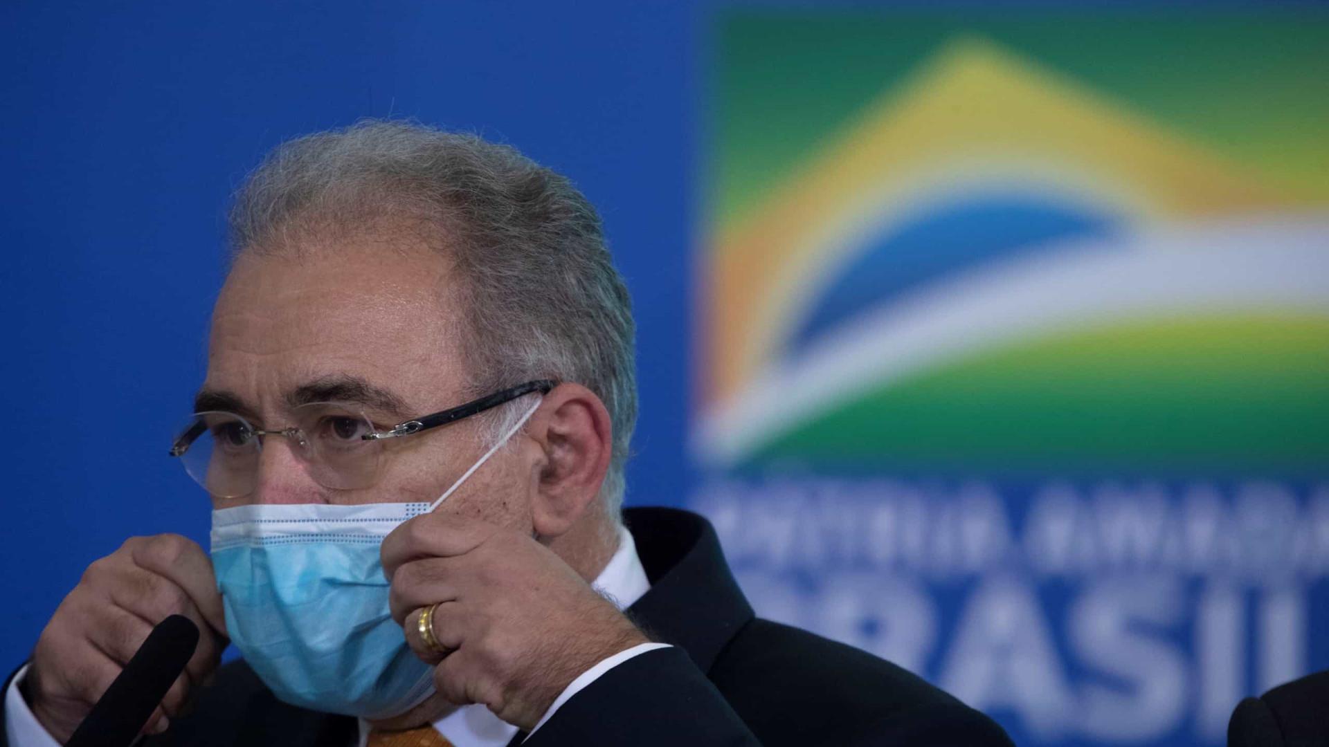 Brasil apoia criação de rede de hospitais beneficentes portugueses