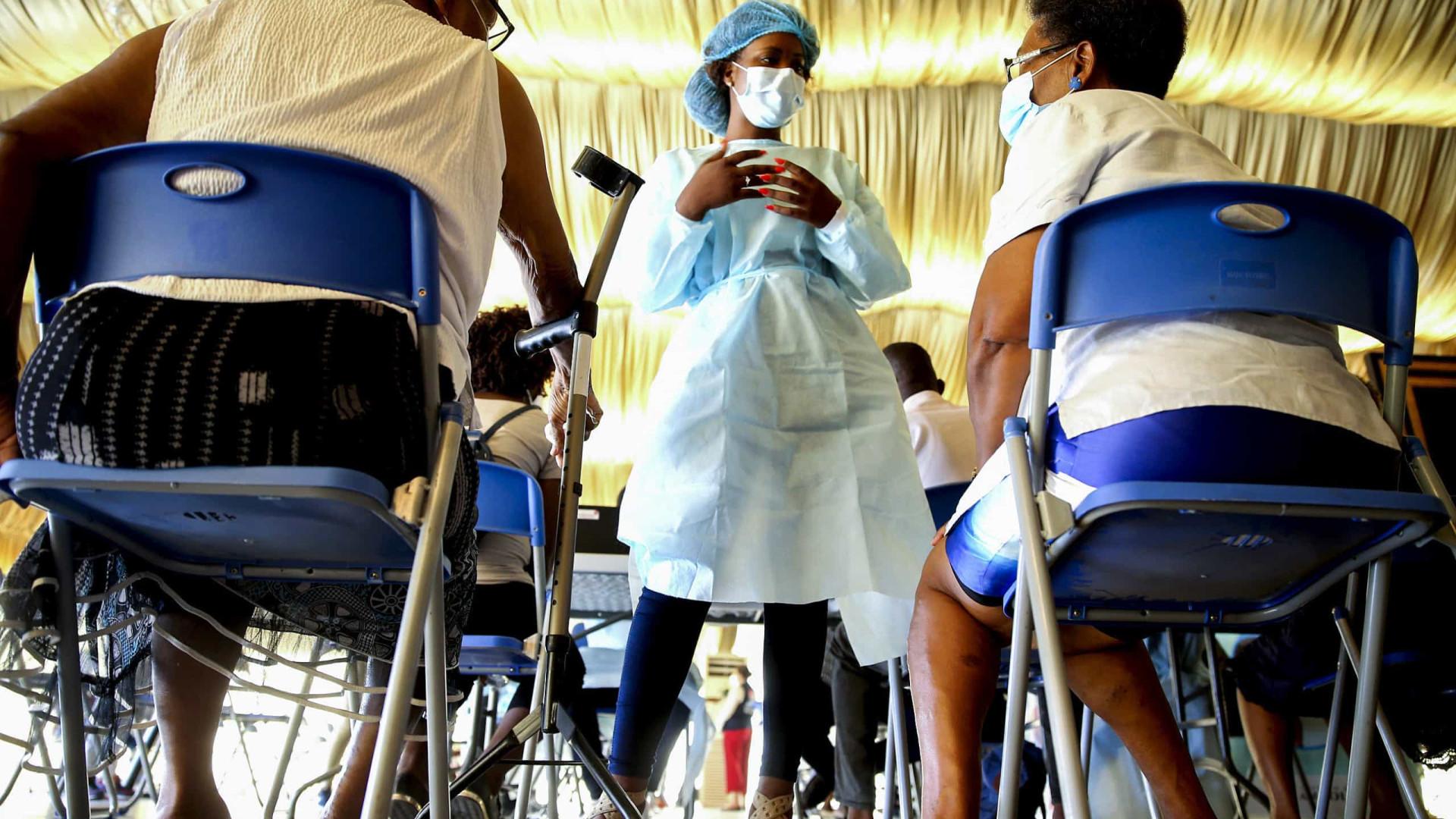 Angola anuncia 221 novos casos e mais sete mortos em 24 horas