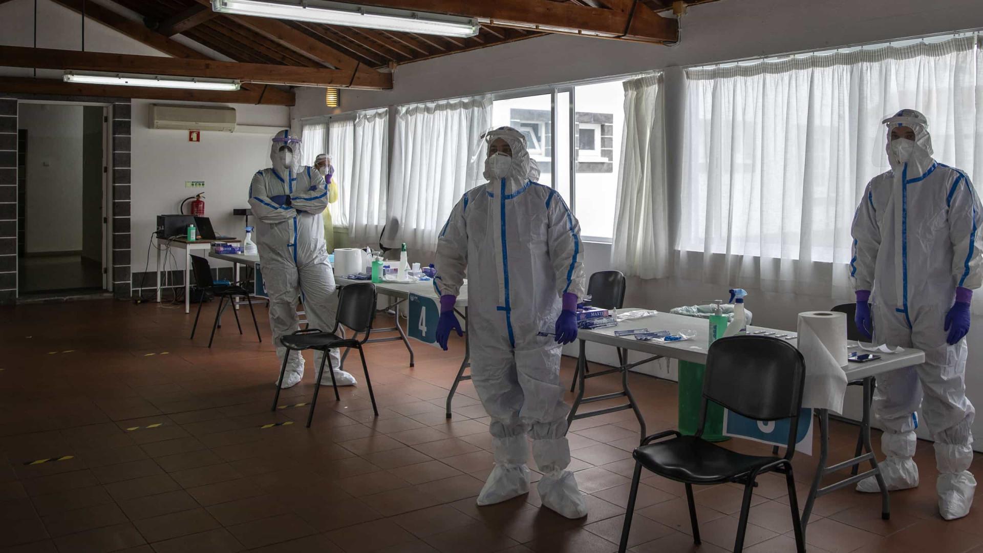 Açores registam 11 novos casos positivos de Covid-19