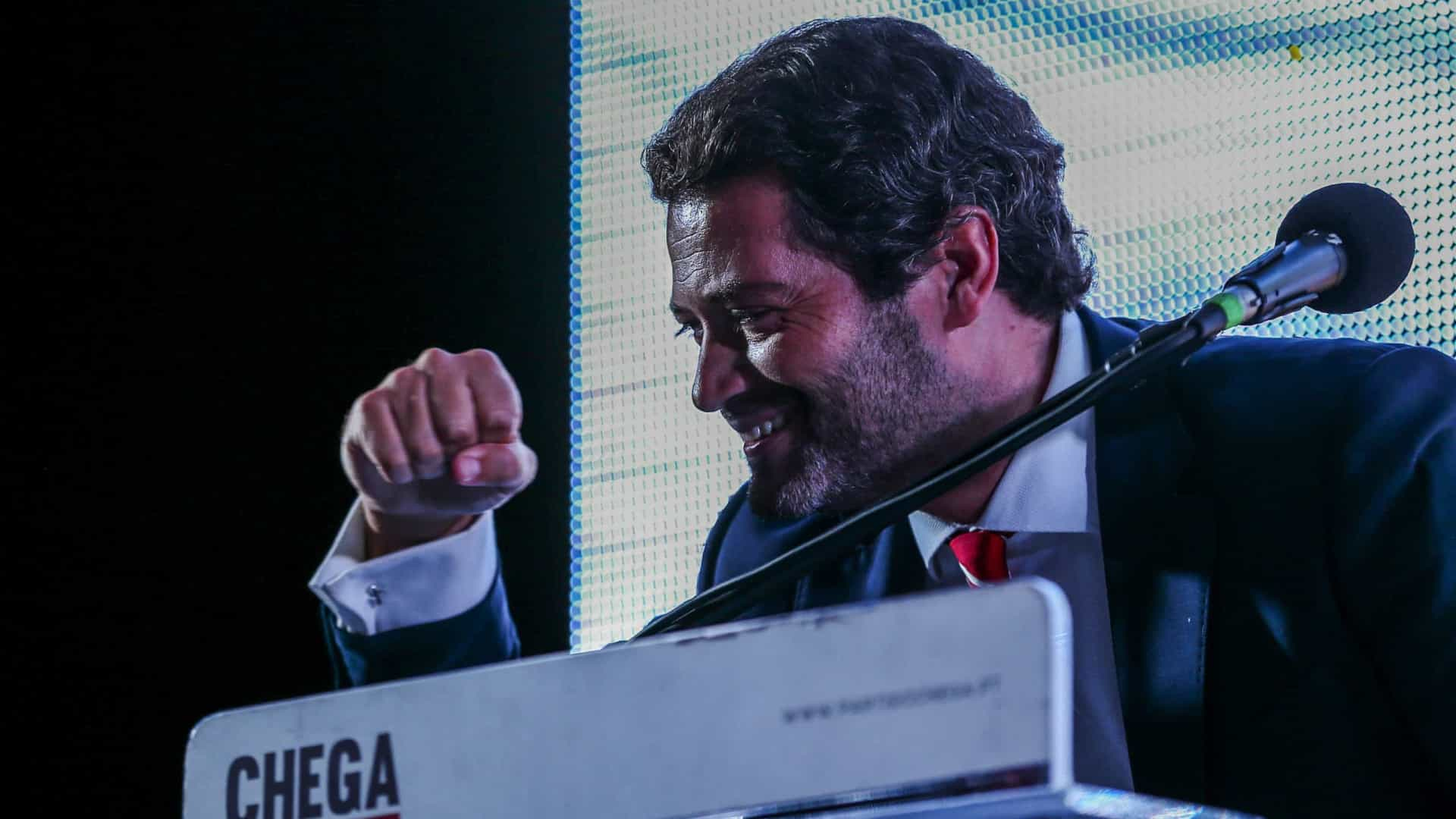 """Chega e Vox deram 1.º passo na união de forças para """"luta civilizacional"""""""