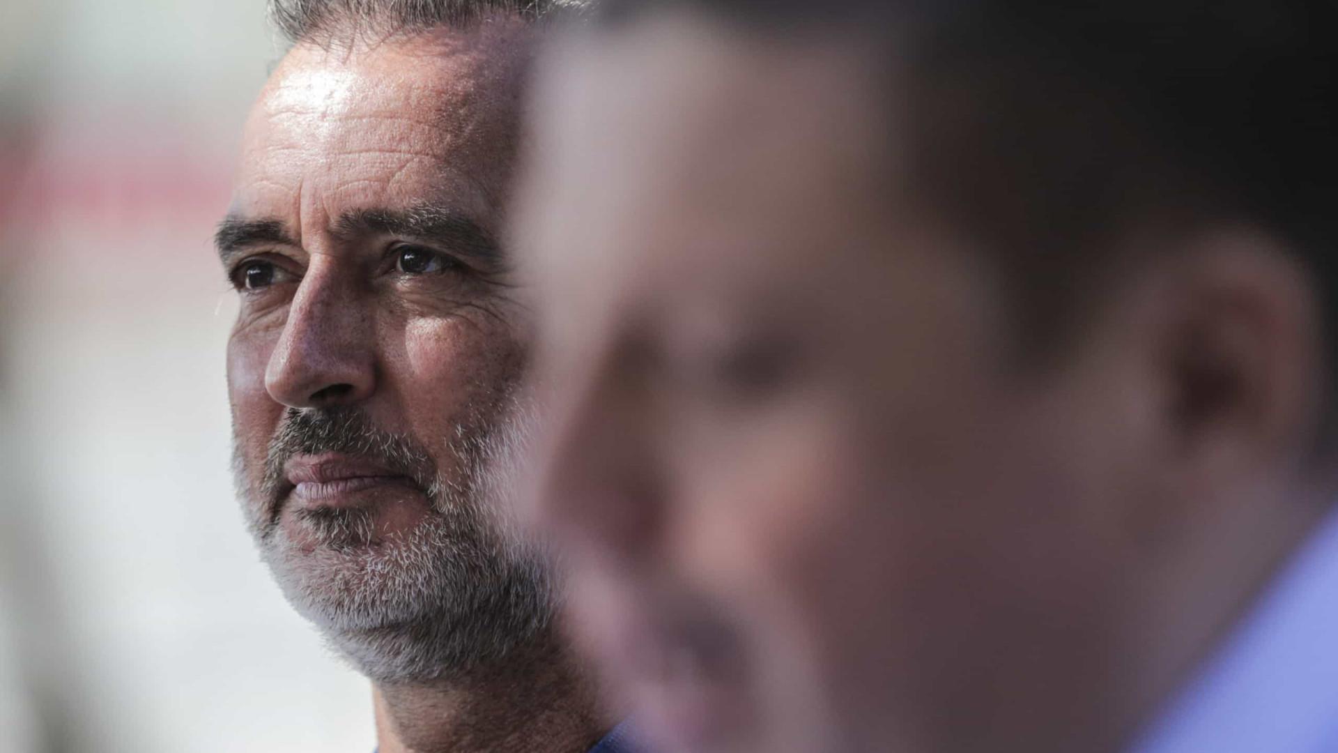 """Cotrim de Figueiredo apela ao voto na IL contra """"poder absoluto do PS"""""""