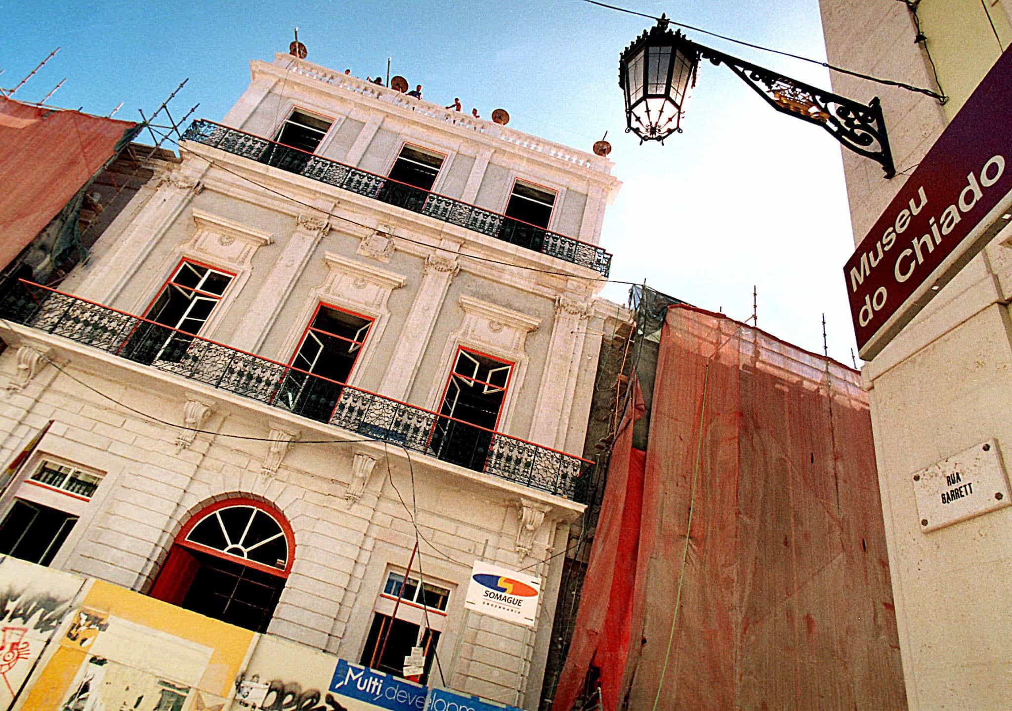Polo do Museu do Chiado deverá ser inaugurado em 2020 em Chaves