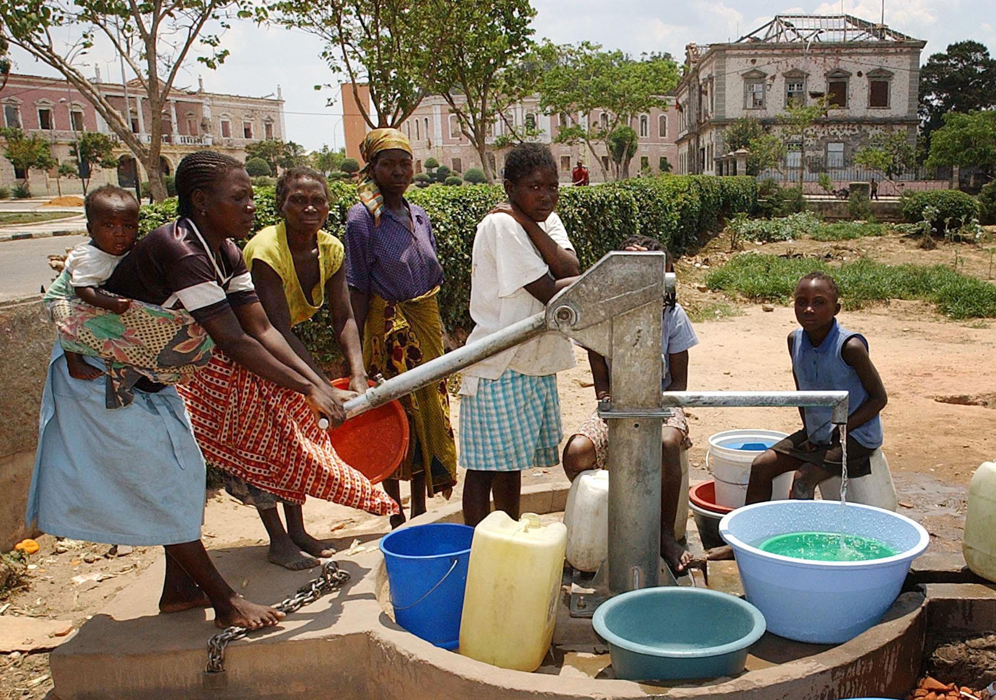 Escassez da água pode afetar 3,5 mil milhões de pessoas em 2025