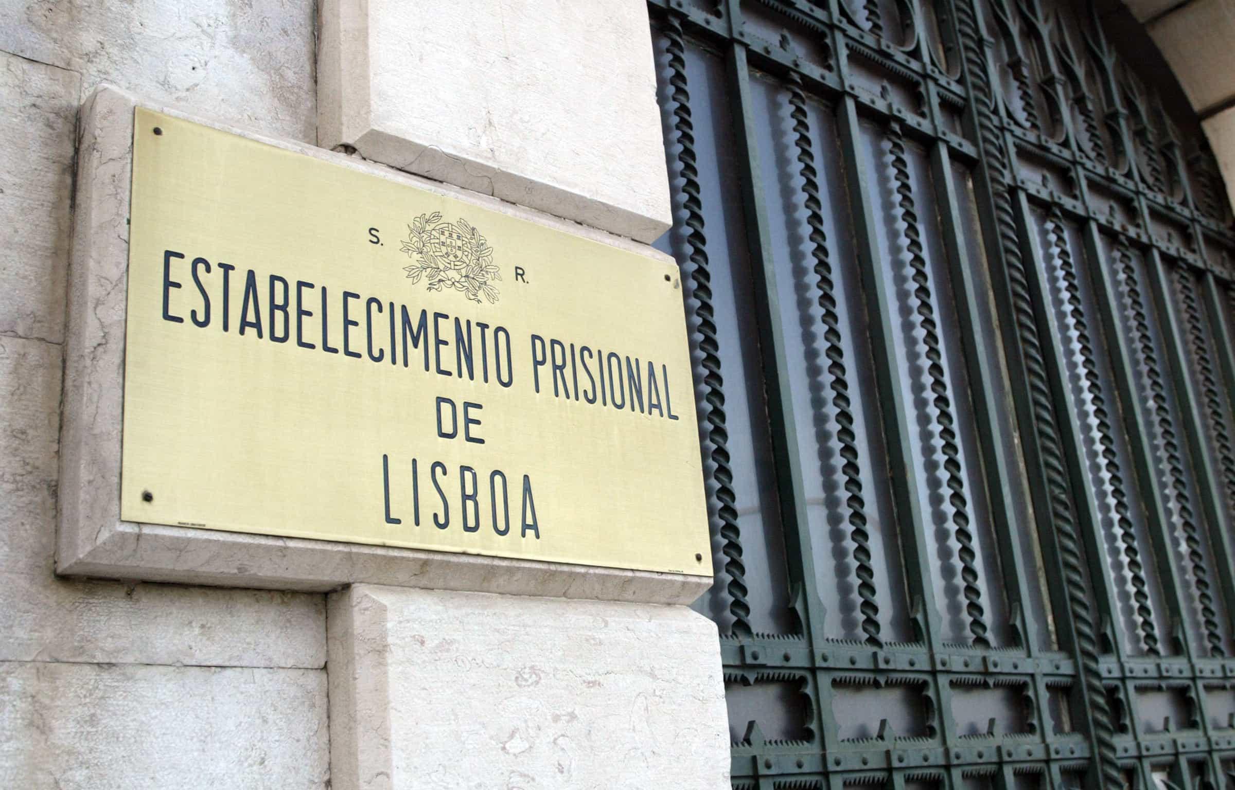 Motim na Ala B do Estabelecimento Prisional de Lisboa. GISP chamado
