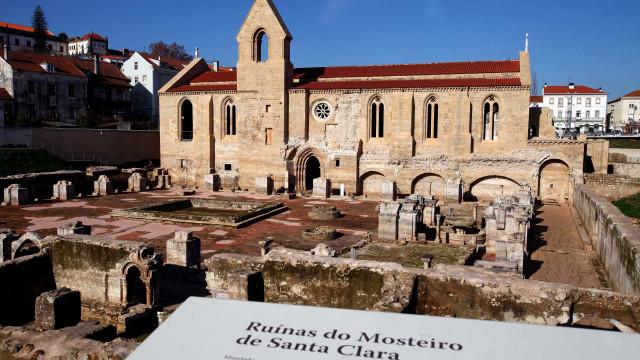 Mosteiro de Santa Clara-a-Velha recebe investimento de 600 mil euros