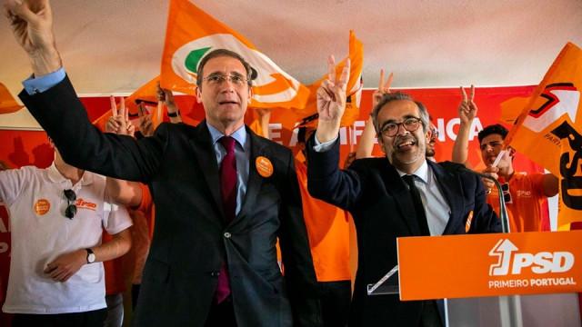 """Passos em campanha. """"Tiro no pé"""" de um PSD que está na """"rua da amargura"""""""