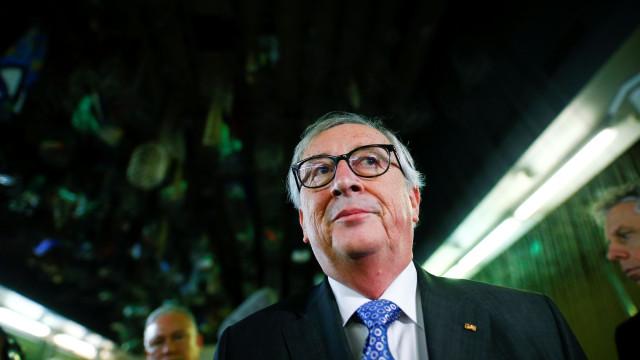 Jean-Claude Juncker pede unidade contra extremismo
