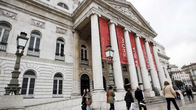 Teatro D. Maria II estabelece parceria para aumentar espetáculos