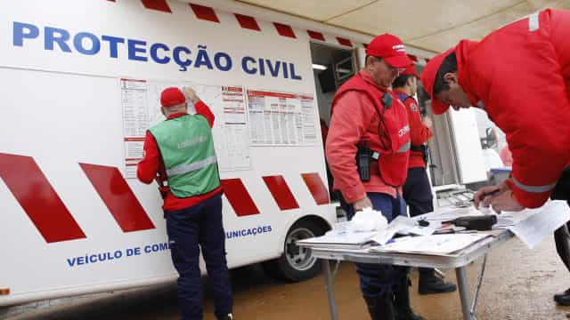 Mais de 3.600 operacionais no maior exercício de proteção civil de sempre