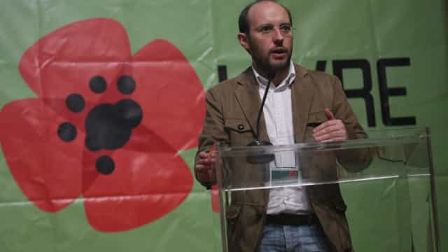 Livre quer pacto verde para Portugal enfrentar alterações climáticas