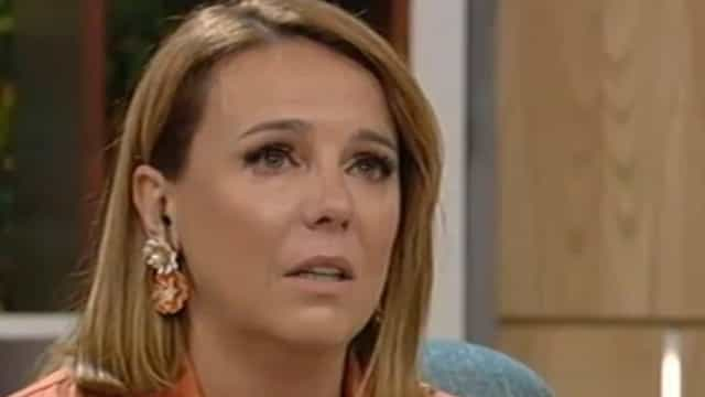 Tânia Ribas de Oliveira emociona-se com história de convidado