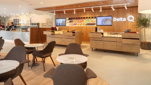 Loja Delta Q Saldanha reabre e convida a viver experiência sensorial