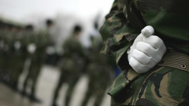 """Militar internado """"mantém boa evolução clínica"""""""