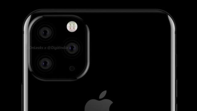 Novos iPhones surgiram em base de dados
