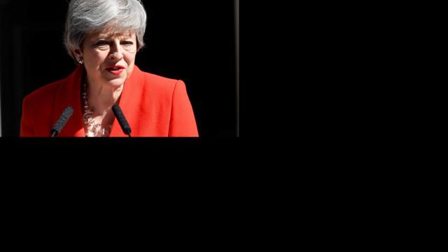 Theresa May anuncia demissão. Deixará cargo a 7 de junho