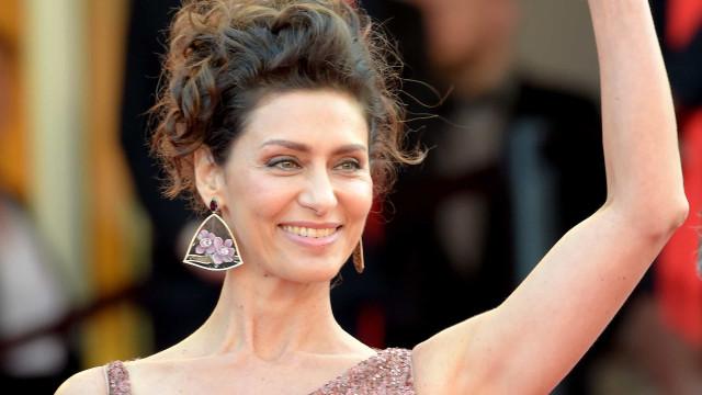 Há outra brasileira a brilhar em Cannes. Maria Fernanda Cândido arrasou