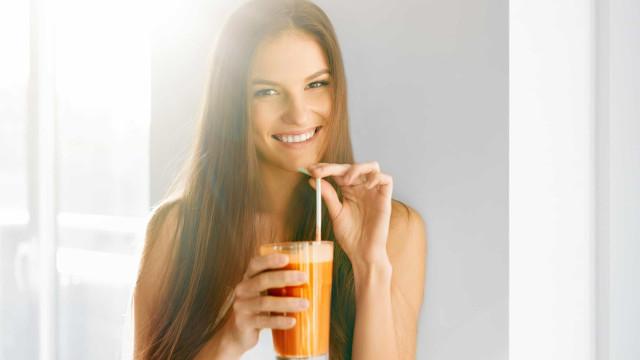 O super sumo vegetal que reduz ativamente o colesterol