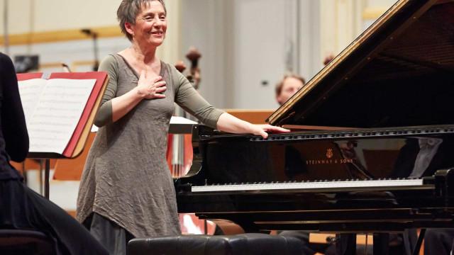 Temporada Gulbenkian de Música faz Maria João Pires regressar a Lisboa