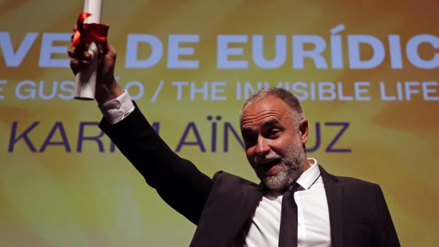 'A Vida Invisível de Eurídice Gusmão' vence Un Certain Regard em Cannes
