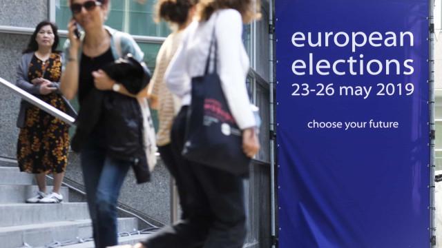 Eleições europeias prosseguem hoje em quatro Estados-membros