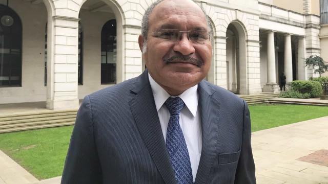 Primeiro-ministro de Papua Nova-Guiné anuncia demissão