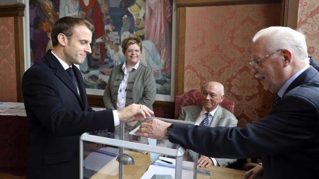 Partido de Macron vai integrar liberais europeus