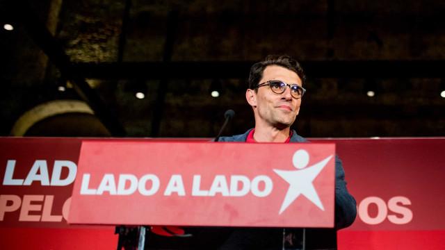 """Projeções confirmam o Bloco """"como terceira força política nacional"""""""