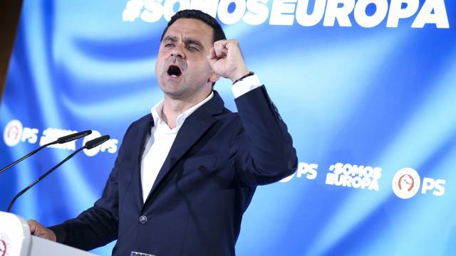 """""""PS pediu e os portugueses responderam e deram uma enorme vitória ao PS"""""""
