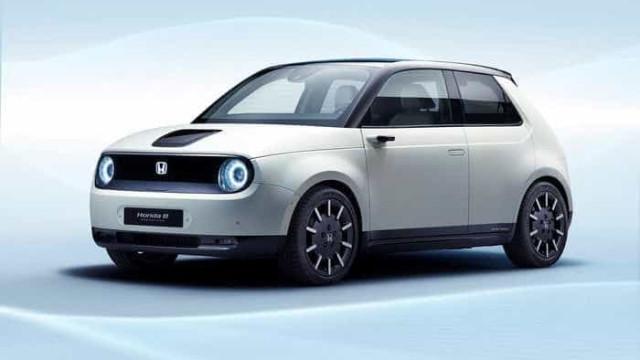 Honda partilhou mais detalhes sobre o seu carro elétrico