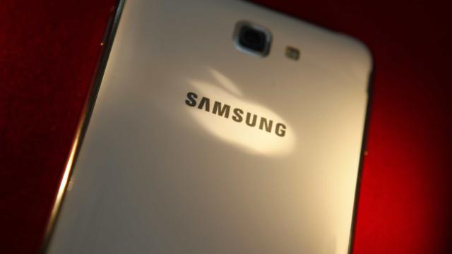 Galaxy Note 10. Imagem revela ecrã do topo de gama