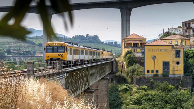 Lançada petição pública para reativação da Linha do Douro
