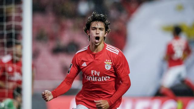 Manchester City disposto a comprar João Félix e deixá-lo na Luz