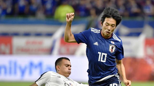 FC Porto volta a pensar em Nakajima para o lugar de Brahimi