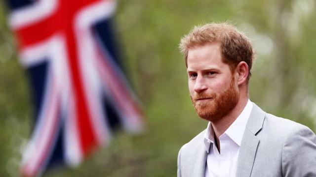 Antes de conhecer Meghan Markle, príncipe Harry tinha 'crush' por atriz