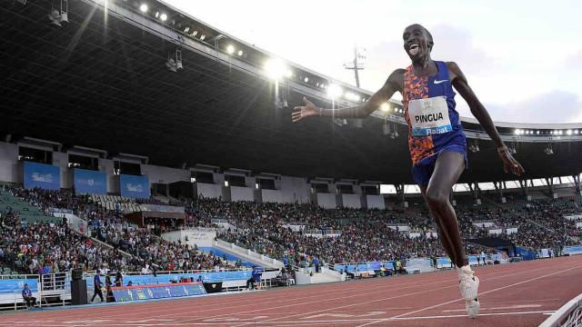 Atleta do Benfica venceu prova de 5000 metros e só se fala na sua idade