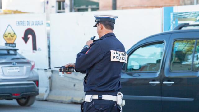 """Polícia marroquina detém cinco suspeitos de formarem """"célula terrorista"""""""