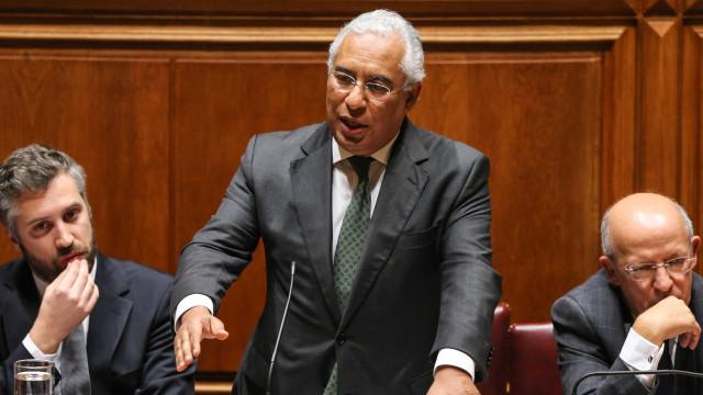 """Primeiro-ministro diz que""""Governo nunca foi contactado por Miguel Duarte"""""""