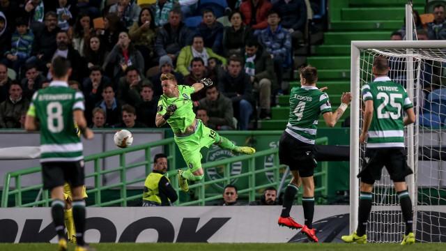 Oficial: Salin rescinde contrato com o Sporting
