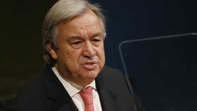 """Guterres lança plano para travar """"normalização"""" do discurso de ódio"""