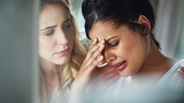 À beira de um ataque de nervos? Vacina anti-stress está a caminho