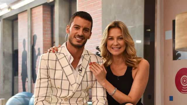 Possível romance entre Ruben Rua e Luana Piovani é notícia no Brasil