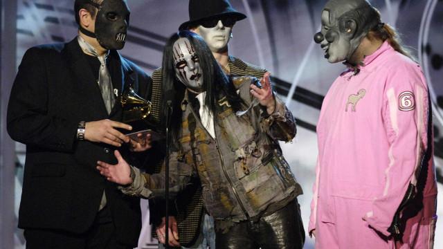 Slipknot vão lançar a sua própria marca de whiskey